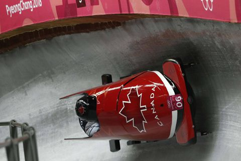 Olympics: Canada and Germany in dead-heat for bobsleigh gold