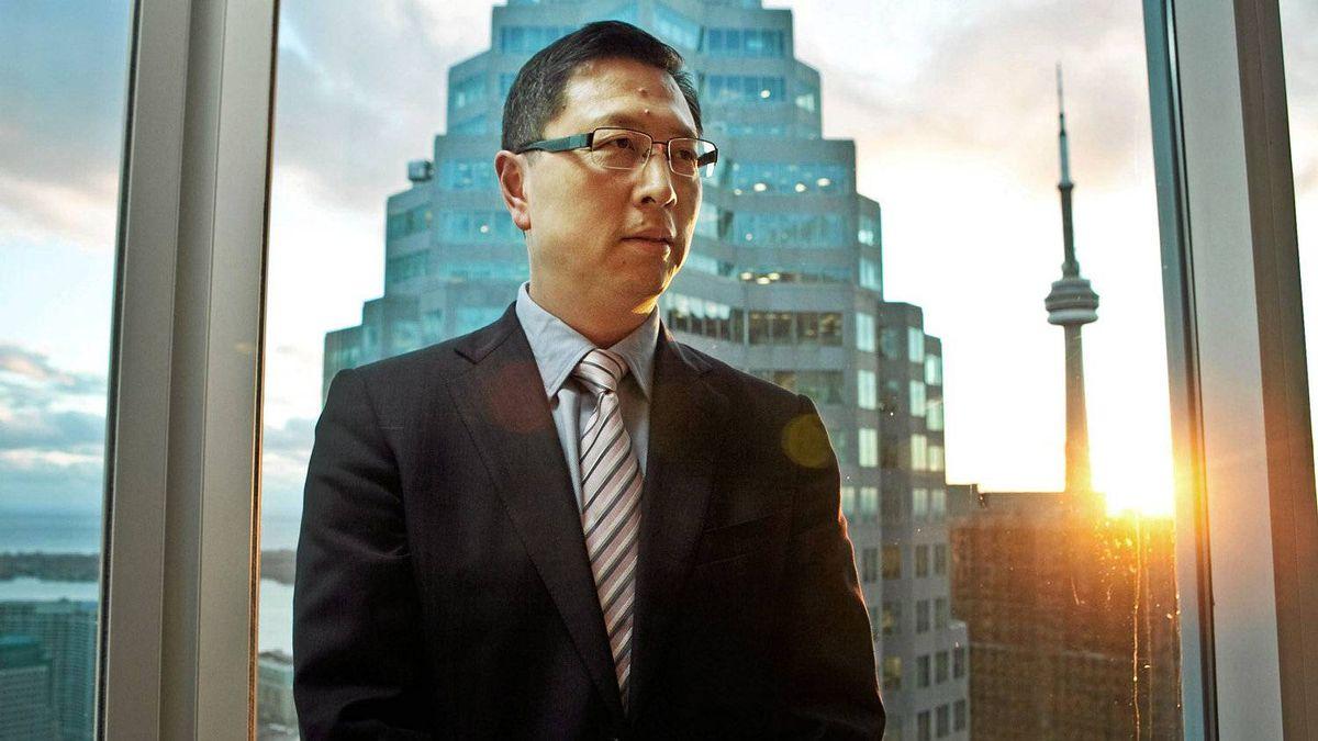 Shawn Qu, CEO of Canadian Solar