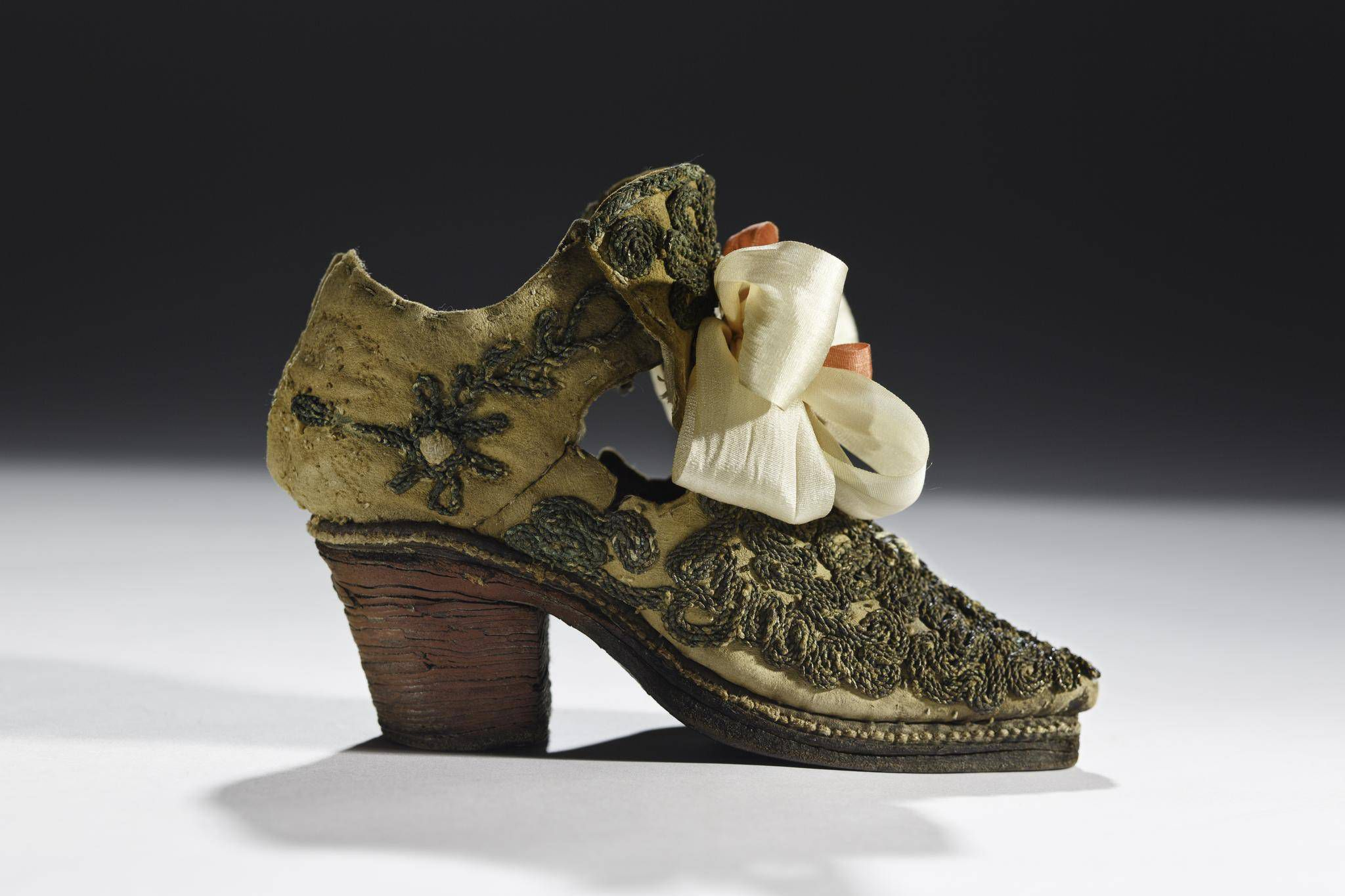 39c93e7a4fae New exhibit recalls a time when heels were a symbol of strapping  masculinity - The Globe and Mail