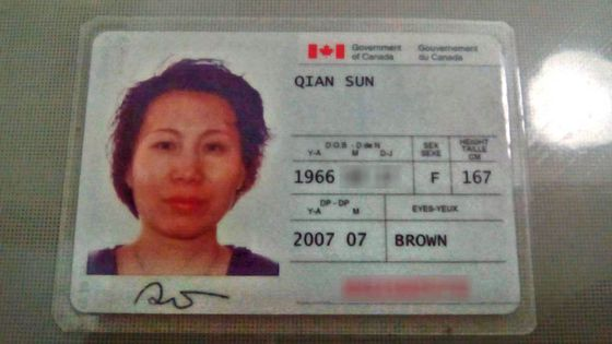 Canadian sentenced to eight years in jail by China, renounces citizenship