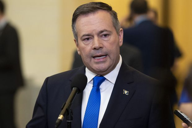 Kenney's stand on oil and gas divestment is likely to leave Alberta out of position