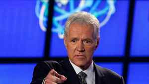 Jeopardy! host Alex Trebek. Ben Hider/Getty Images
