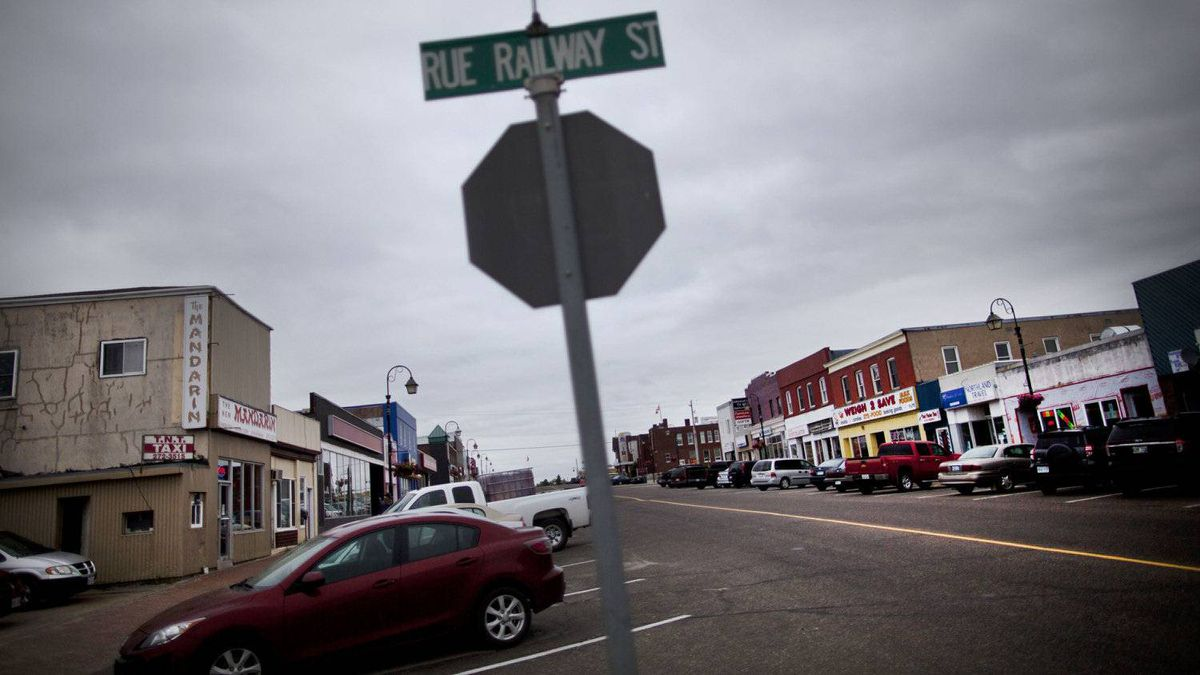 Cochrane's tired-looking downtown is gradually being revitalized. One of the pharmacies is moving to a much bigger location, a women's clothing store has opened, and a second taxi company has hung its shingle.