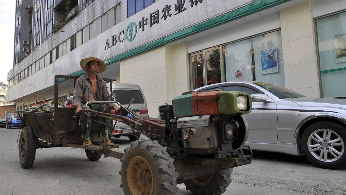 Agricultural Bank of China's share offering in July, 2010, was the largest in history, raising $22.1-billion (U.S.).