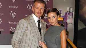 Confirmed: Victoria and David Beckham