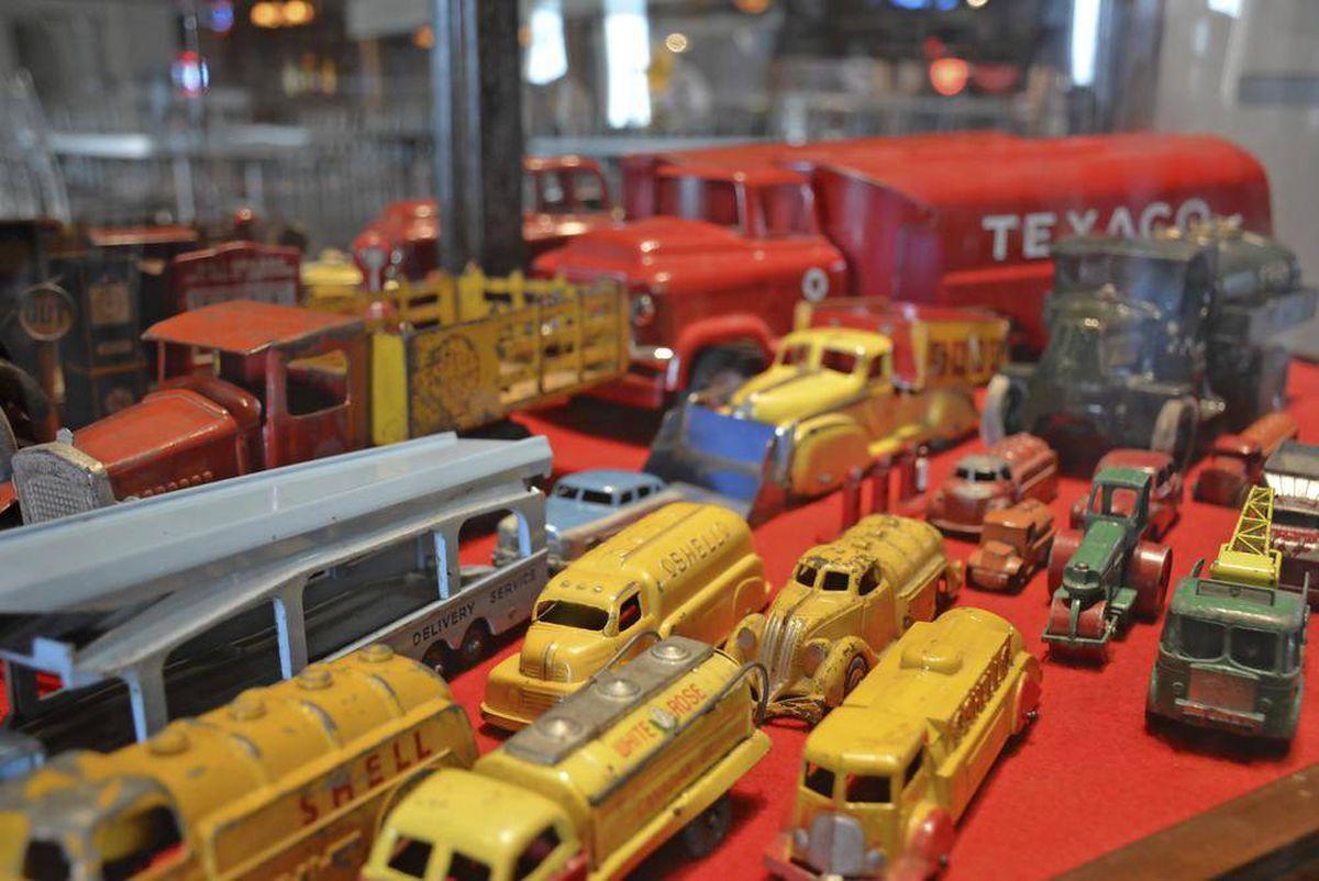 Toys For Trucks Calgary : In photos a vintage car buff s dream come true calgary