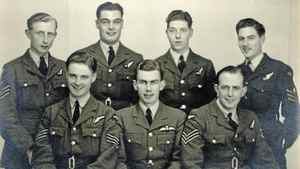 RCAF Flying Officer Don Cheney