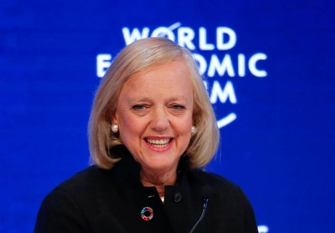 Meg Whitman calls it a day as HPE CEO