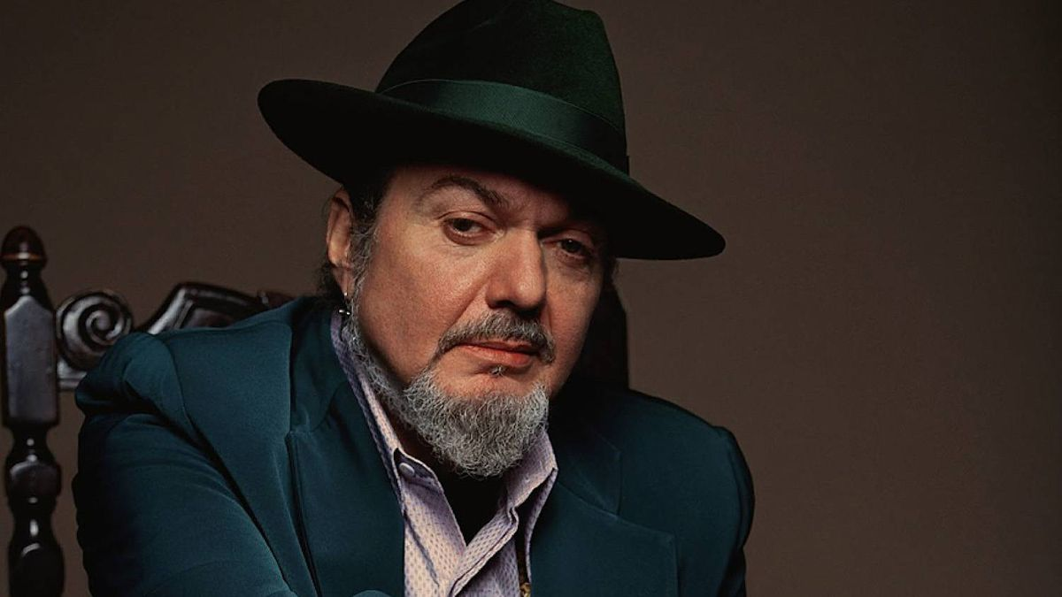 Dr. John, the New Orleans pianist and songwriter.