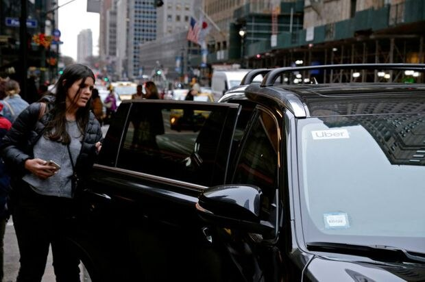 Uber and Lyft worse for climate than private cars, says study