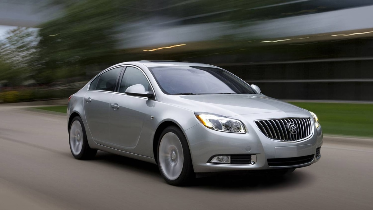 The 2011 Buick Regal
