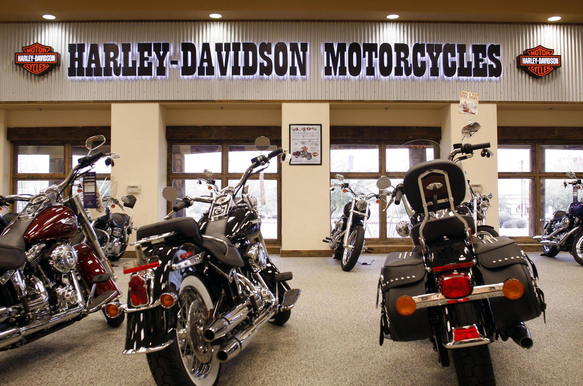 Contra Guys Why Were Not Revving Our Engines For Harley Davidson