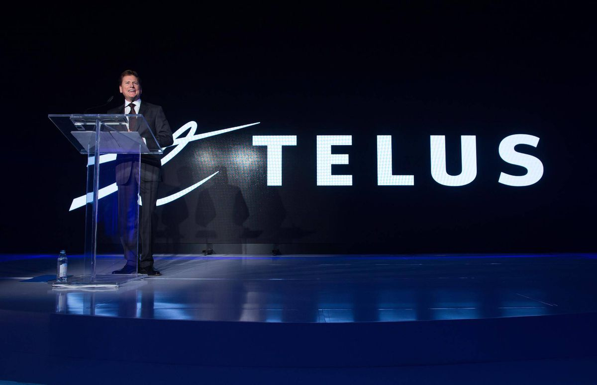 Telus To Spend 1 Billion In Fibre Optic Internet Expansion Wiring New Home Fiber The Canadian Press