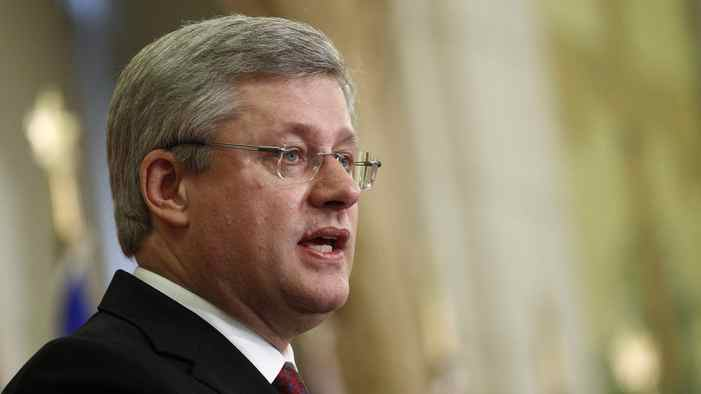 Prime Minister Stephen Harper has publicly endorsed the EITI initiative.