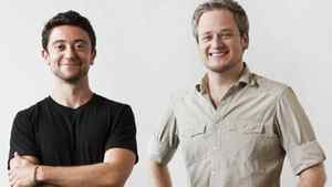Lenny Rachitsky, left, and Beau Haugh, co-founders of Localmind