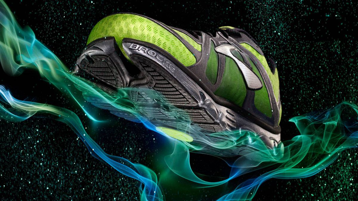 2011 Brooks releases the PureProject, a collection of shoes intended to promote a natural stride.