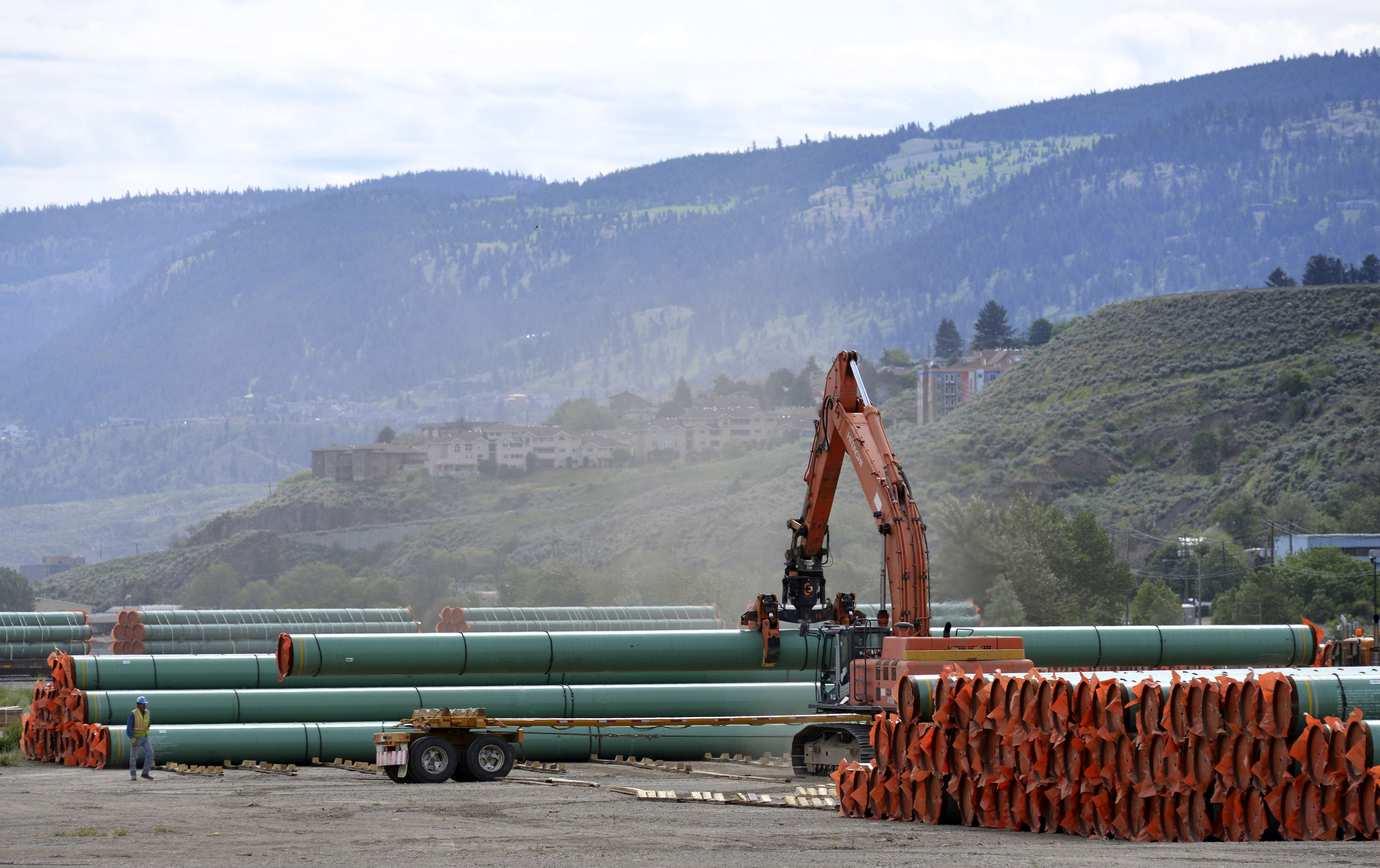Study predicts Trans Mountain pipeline purchase will add to