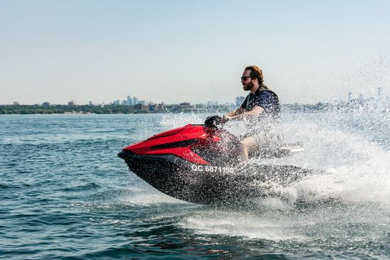 The electric Taiga Orca aims to make a (quiet) splash in the watercraft market