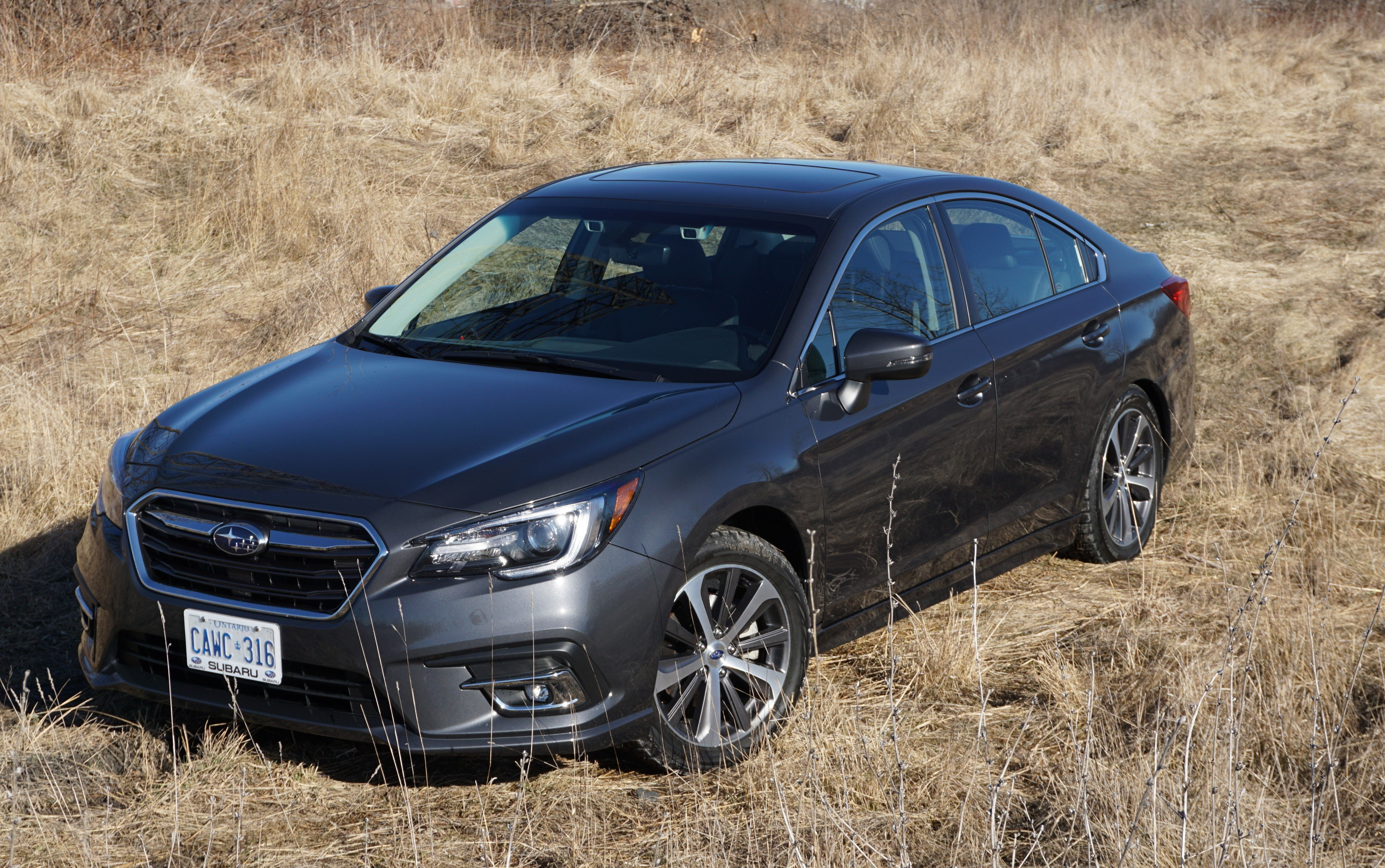 Subaru Legacy 3.6 R >> Review 2018 Subaru Legacy 3 6r Limited Is An All Round Good Sedan