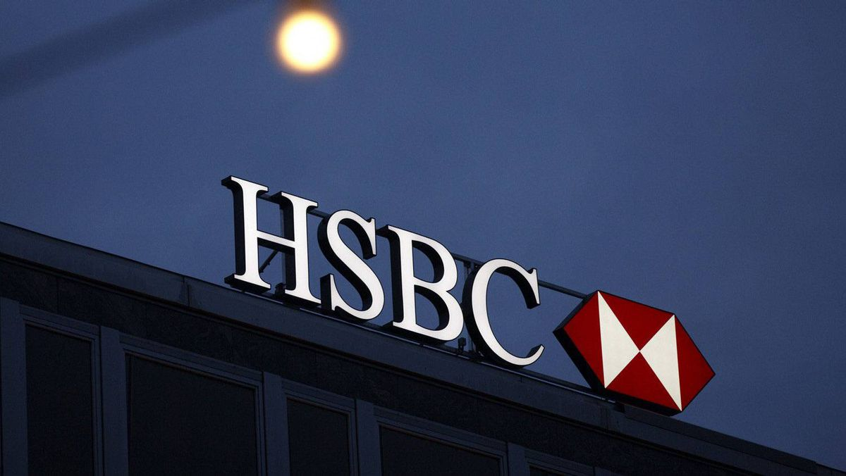 Profit at HSBC Bank Canada increased in the first quarter.