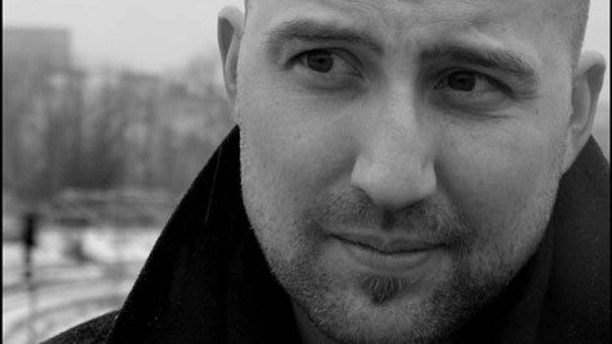 """Dan Vyleta, author of """"The Quiet Twin"""""""