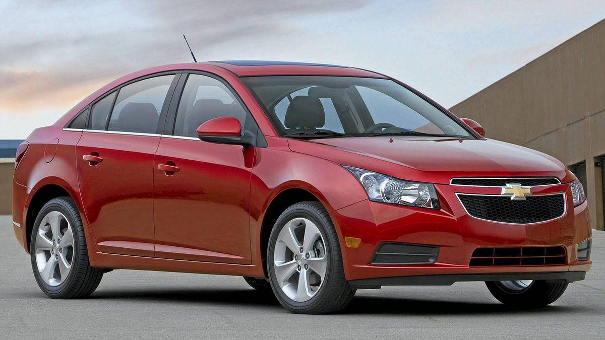 2011 Chevrolet Cruze. Credit: General Motors