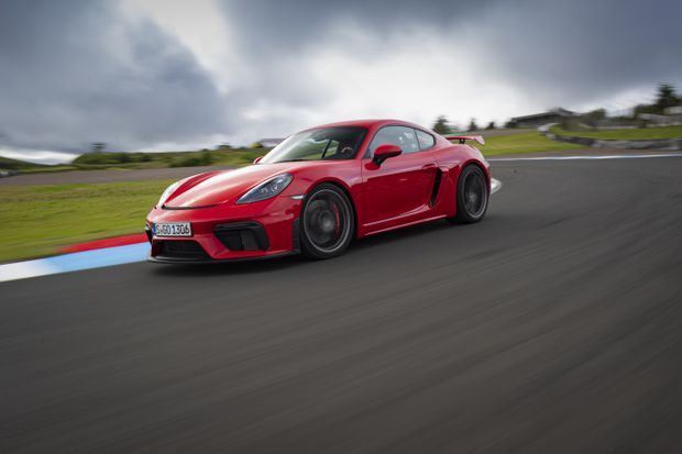 Review The Spyder And Cayman Gt4 Arent Your Friendly
