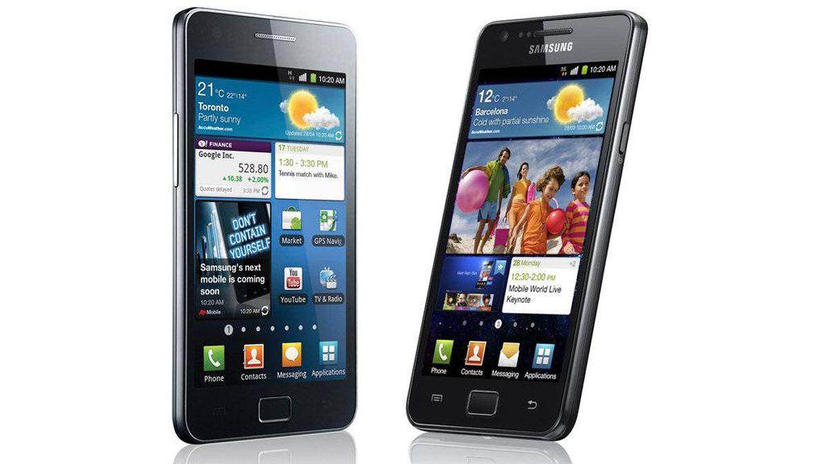 Samsung Galaxy S II GT-19100