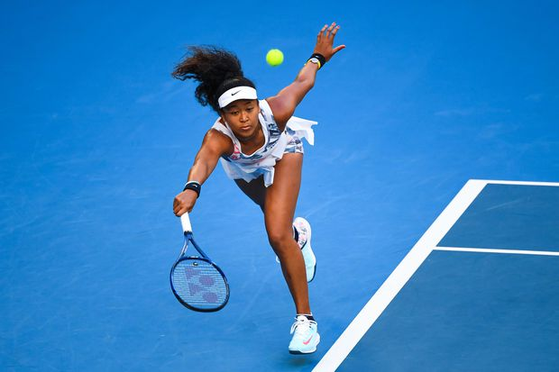 Naomi Osaka becomes world's highest-earning female athlete