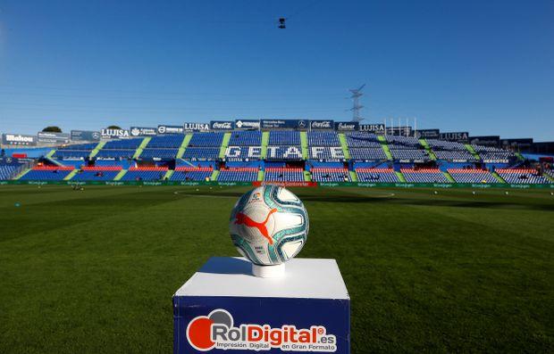 LaLiga training to resume with season restart in June
