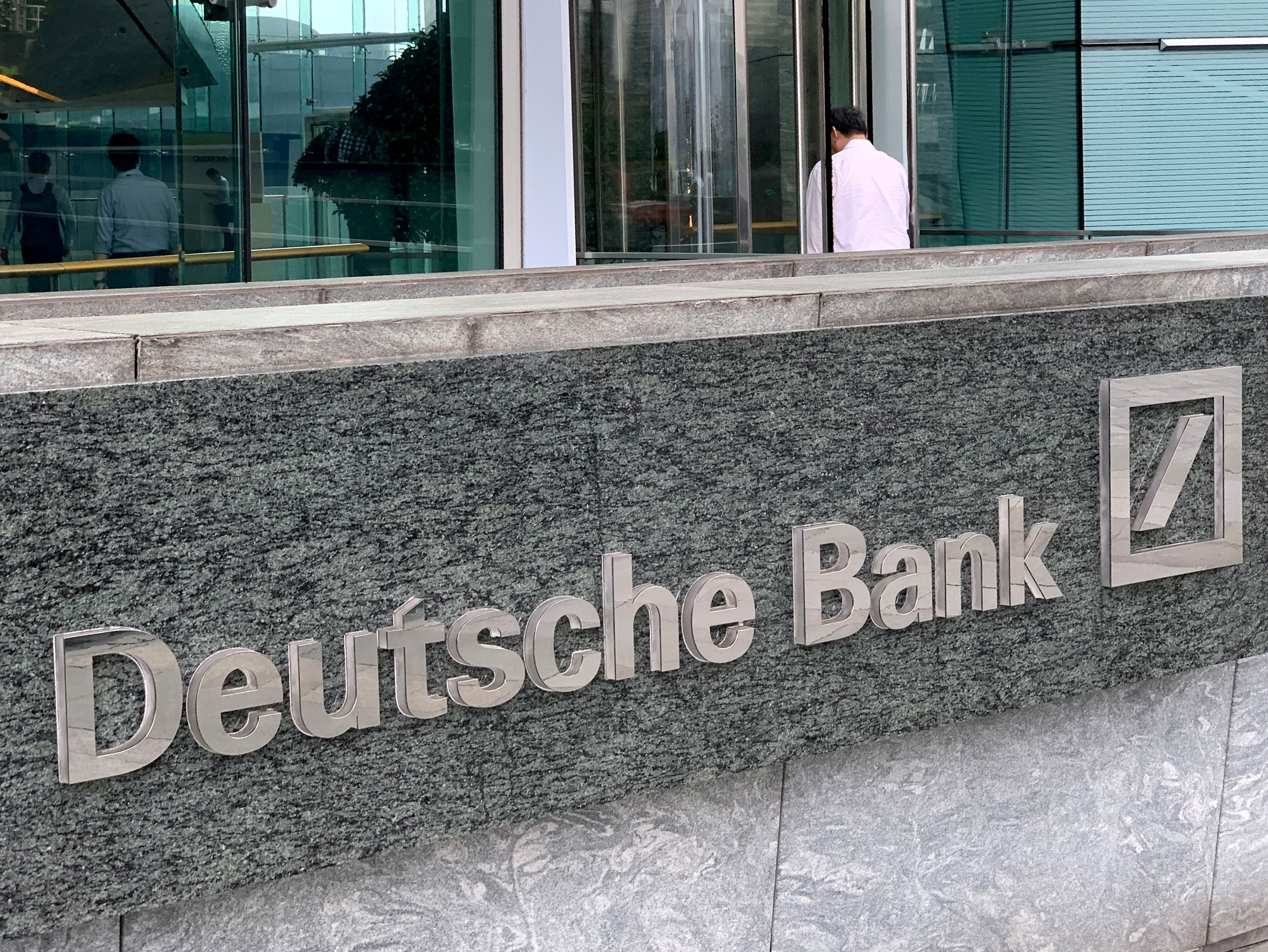 Deutsche Bank waited years before it flagged suspected Estonian money laundering, source says