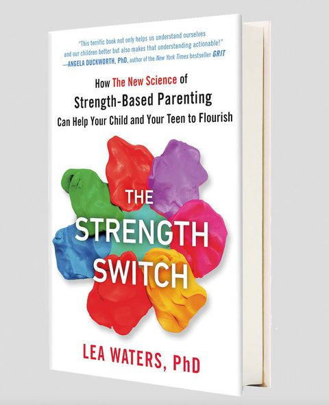 To help kids with their weaknesses, make sure to love them for their strengths