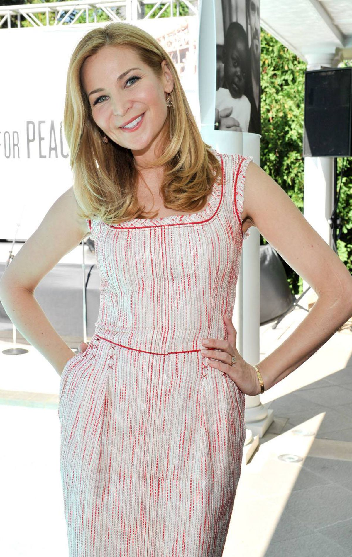 Director/actress Jennifer Westfeldt attends the Artists For Peace And Justice Academy Garden Lunch at a private residence on September 10, 2011 in Toronto, Canada.