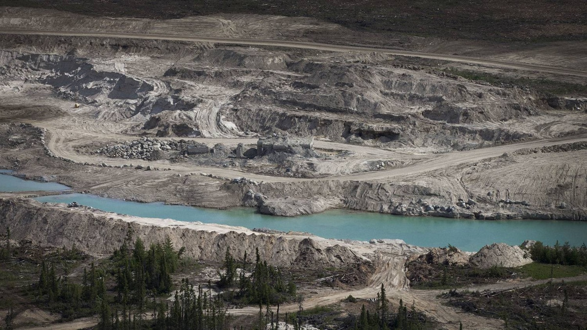 Acquired for $75-million in 2007, Detour Lake's reserves have been pegged at 14.9 million ounces, making it the biggest pure gold play on the continent. The new mine will be much larger than before, operating as an open pit.