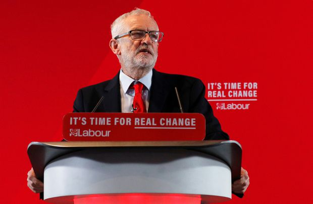 Britain's Labour Party targeted by 'sophisticated and large-scale cyberattack'