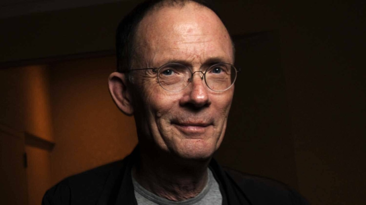 Author William Gibson is photographed at the Fairmont Royal York Hotel in Toronto on Jan. 12, 2012.