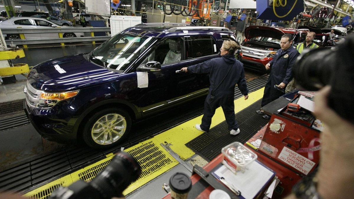 U.S. Ford workers are voting through next Tuesday on the proposed labour deal, which the company has said would improve its competitiveness in the United States as well as offer a fair deal for workers.