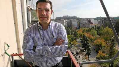 Alexis Tsipras, president of the Greek left-wing party Syriza, has become a leading voice in the growing chorus of Europeans who refuse to believe they need to pay their sovereign debts.