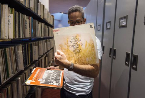 There's a vinyl gold mine in Toronto's library stacks