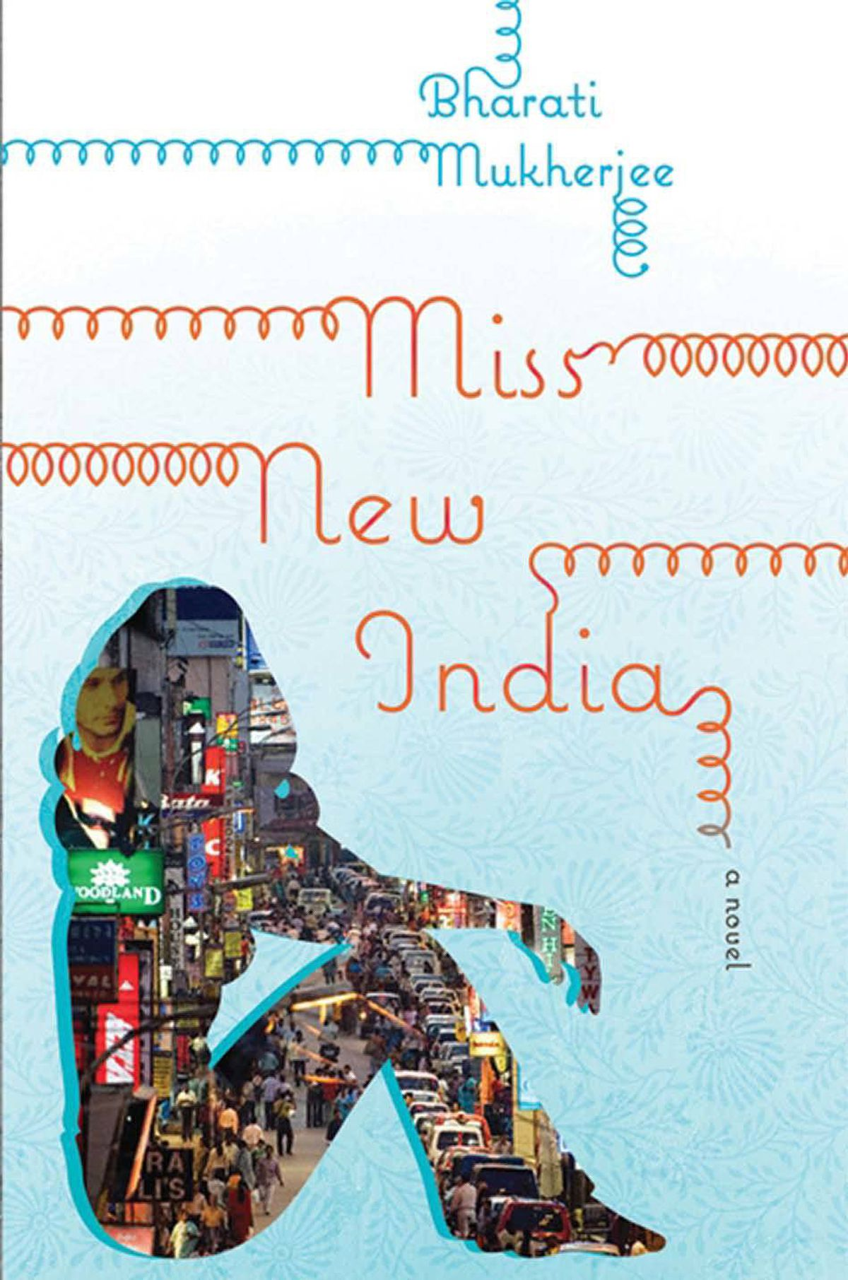 MISS NEW INDIA By Bharati Mukherjee (HarperCollins) This is a compelling novel of young people washing up in the call centres, coffee shops and bars of today's Bangalore. It is set in India, but American culture and values loom large. The novel makes sense of India's digital age, and brings the worlds of tradition and change together in ways that illuminate both. – Linda Leith