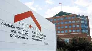 The Canada Mortgage and Housing Corporation (CMHC) complex in Ottawa on Thursday Oct. 9, 2008.