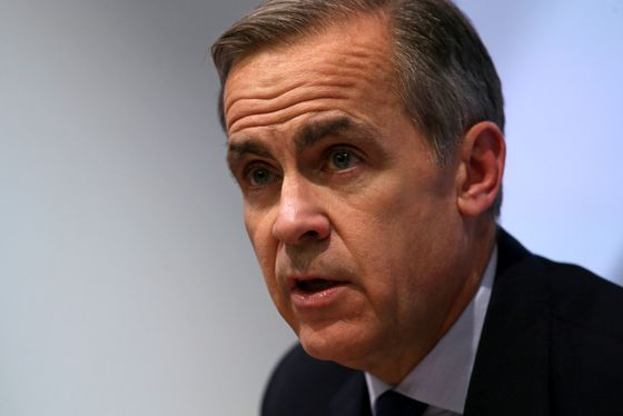 'A failed, second-tier Canadian politician': Mark Carney's dire Brexit warnings earn the wrath of British politicians