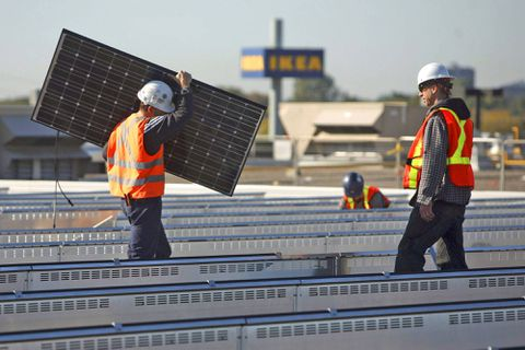 In ontario hydro s future gets murkier as costs of for Ikea ontario canada