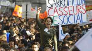 When France announced plans to raise the retirement age in 2010, its citizens responded with mass protests.