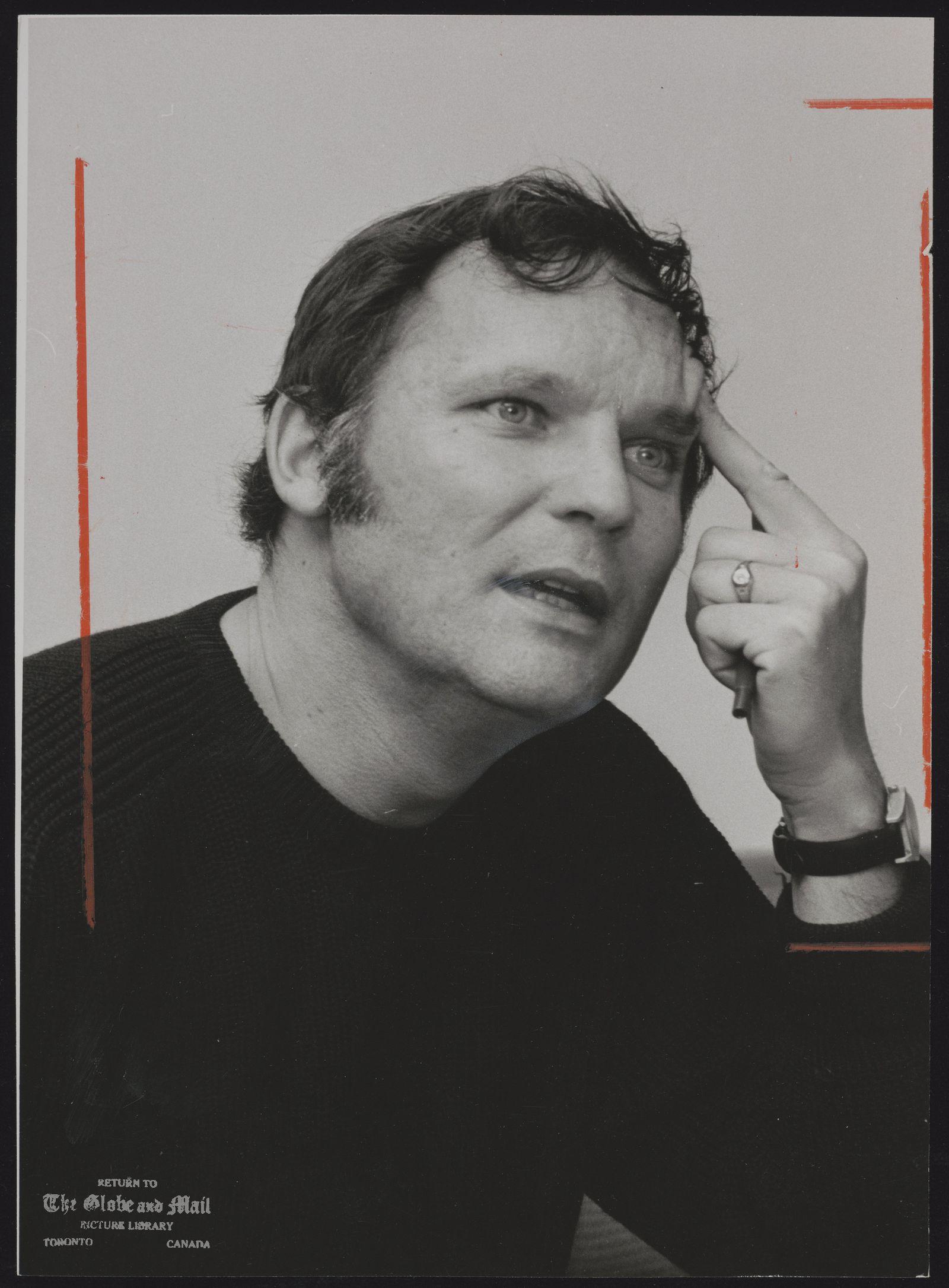 John Vernon Canada. Actor