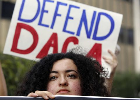 California's Attorney General to Sue Trump Administration Over DACA