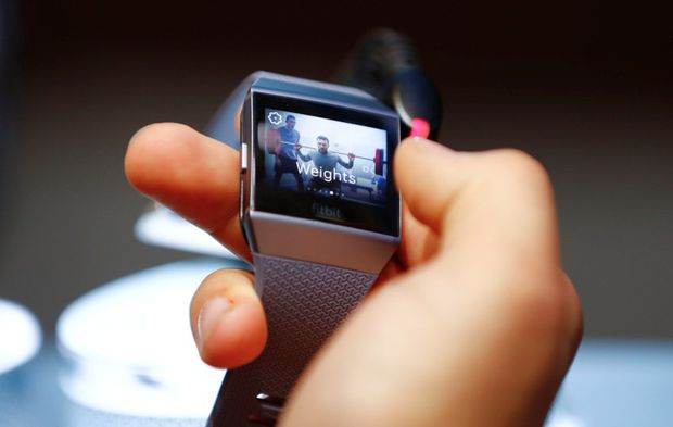 Google's Alphabet makes a bid for Fitbit