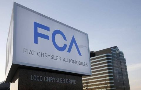 Ford, Fiat Chrysler post double-digit sales gains in U.S.