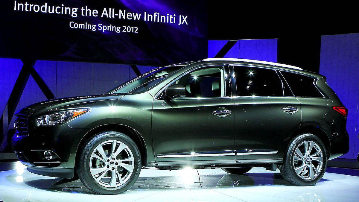 2012 Infiniti JX
