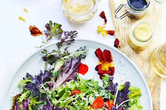How to make a great salad and dressing this summer